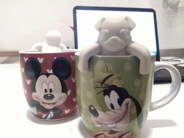 Study exam time tea