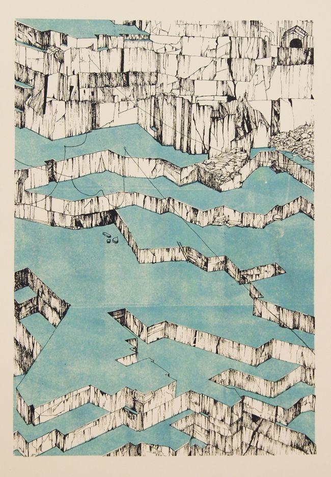 Carrara - struan teague