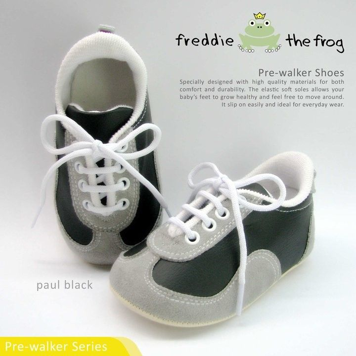Paul Black Condition  New  Type: Pre-walker Shoes Material: Synthetic Leather  Size available : Size 3   (3-6m) 11cm Size 4   (6-9m) 11.5cm Size 5   (9-12m) 12cm  http://baby.letimahouse.com   Text & Whatsapp: +62-877-8080-6878 #sepatubayikeren #sepatubayiindo #sepatubayi #sepatubayiimut #freddiethefrogindo #freddiethefrog #freddiethefrogshoes #Jualsepatubayi #prewalkershoes #prewalker #tokobayimurah #tokobayi #tokobayijakarta #balita #batita