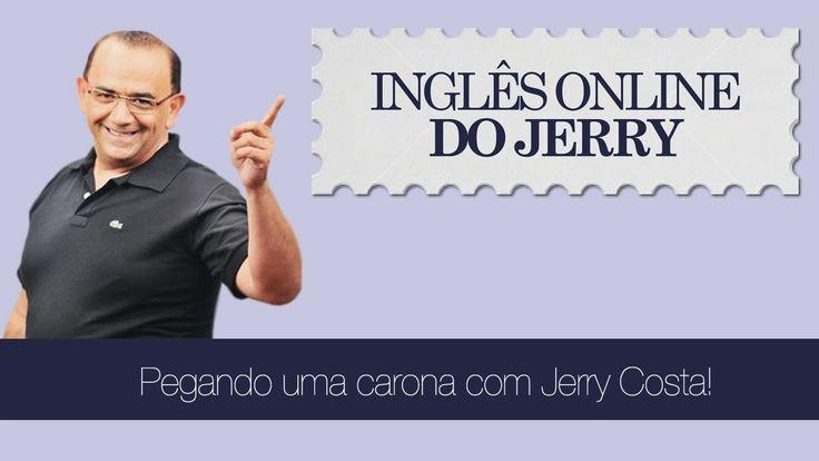 Pegando uma carona com Jerry Costa! veja mais em http://viagenseturismo.me/ingles-do-jerry/pegando-uma-carona-com-jerry-costa