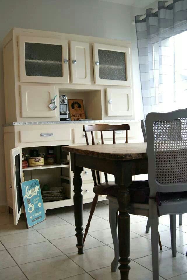 Retro kast interieur pinterest retro and buffet for Interieur meuble