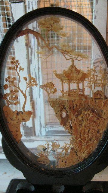Asian Cork Art 72
