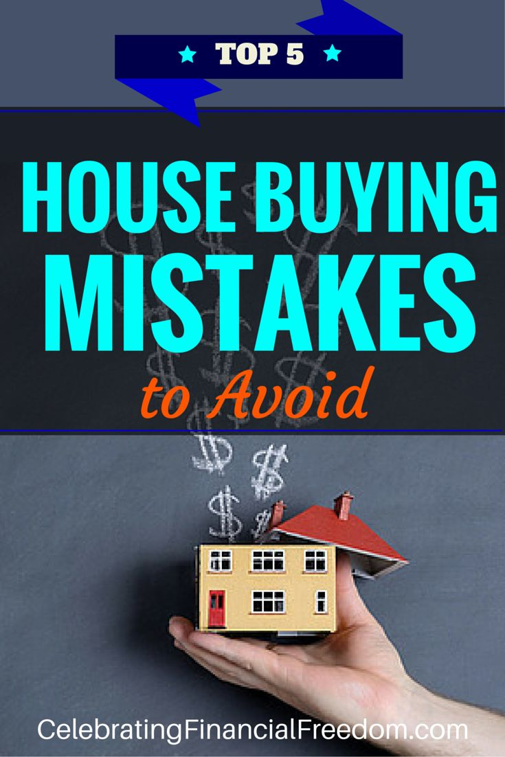 Buying a house can be an exciting time, but not if you make mistakes that can cost you thousands!  Today's post shows you the top 5 house buying mistakes most of us make and how to avoid them…  Click the Pic to learn the 5 House Buying Mistakes to Avoid  http://www.cfinancialfreedom.com/house-buying-mistakes-avoid
