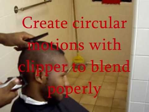 Frohawk  fade - Step by step tutorial.wmv    LOVE this hairstyle :D