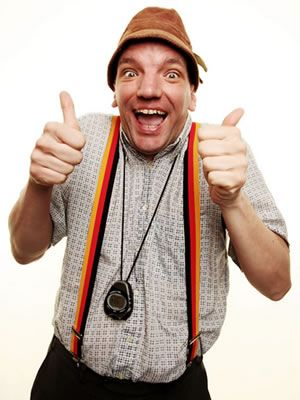 Henning Knows Best (Radio 2); Henning Wehn.