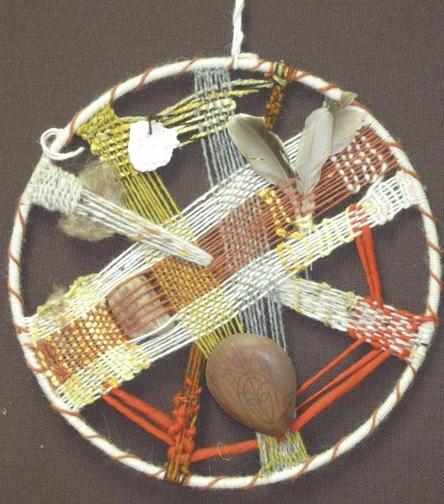 Lynette Haggard Art Blog: Woven, Crumpled, Suspended: Sheila Hicks