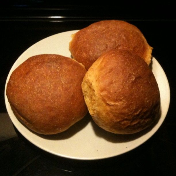 Sweet Potato Buns Recipe — Dishmaps