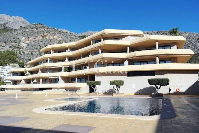 De ruimte en comfort van een villa en dat als appartement. Daar blinkt Villa Marina Golf in uit!