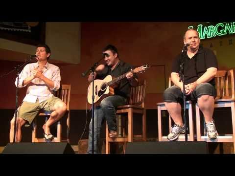 Adam Harvey, Travis Collins & Darren Carr - Margaritaville - YouTube