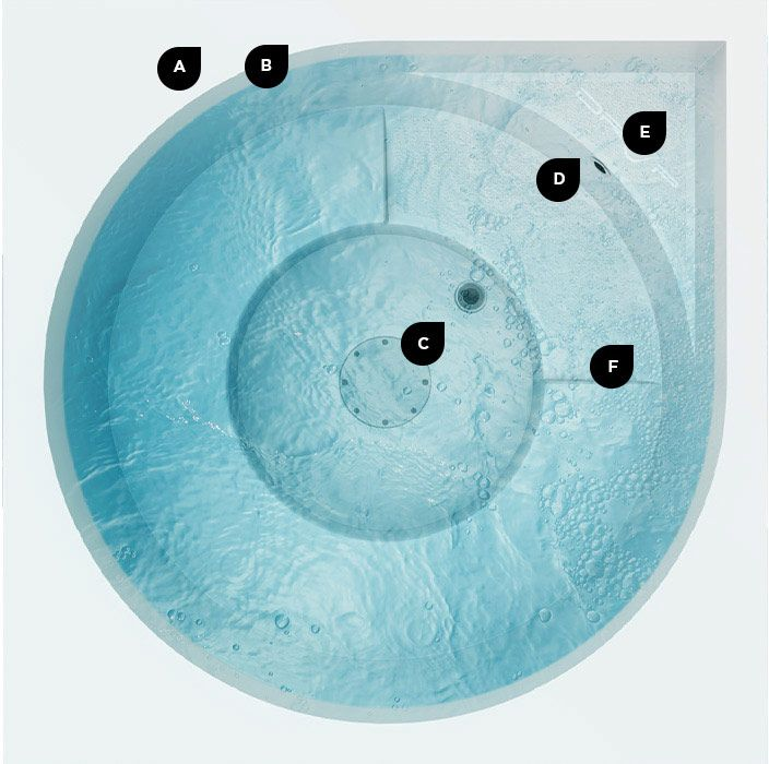 Palju - Kylpytynnyri - Ulkoallas   Drop