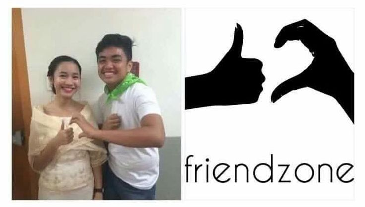 I present to you the official friend zone logo.