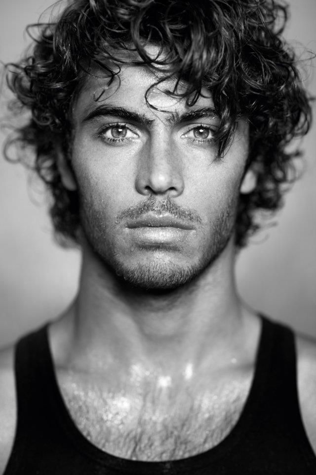 Pierre Louis Costes (model? Athlete? Actor? No matter)