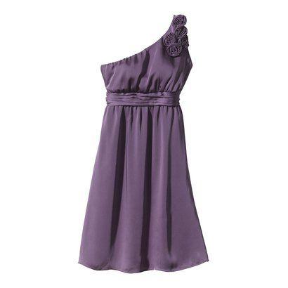 : Women Satin, Dresses Fashion, Dress Fashion, Rosette Chiffon, Rosette Bridesmaid Dresses, Fashion Color, Cute Bridesmaid Dresses, Chiffon Dresses, One Should Rosette