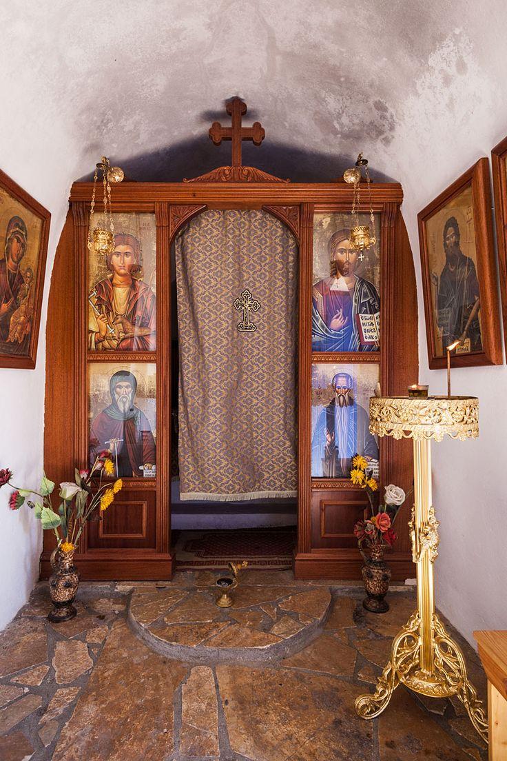Agios Mamas chapel, Anafi