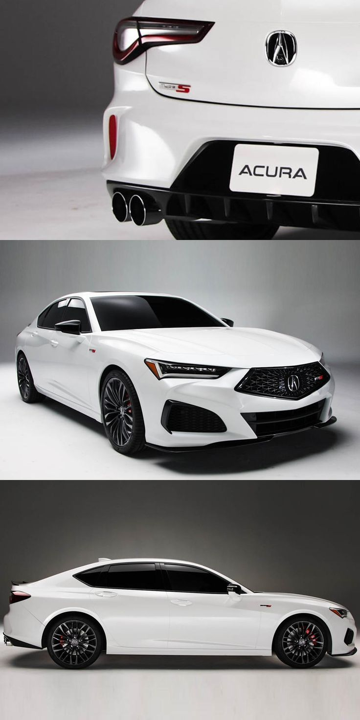 Here's How Acura Made The New TLX Type S Unique. Acura
