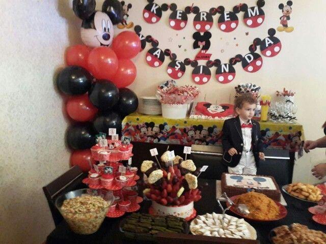 2 yaş party