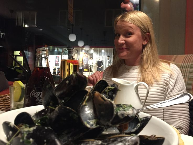 #Moules with Mrs Moules
