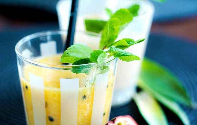 Terveelliset smoothiet: Kuituja, piristystä ja voimaa