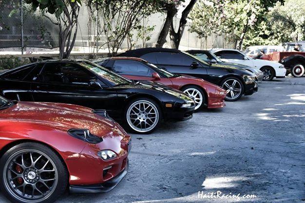 Cars & Coffee 2013