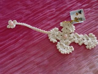 CROCHETRELAX: Marcadores de Página cruzes croche
