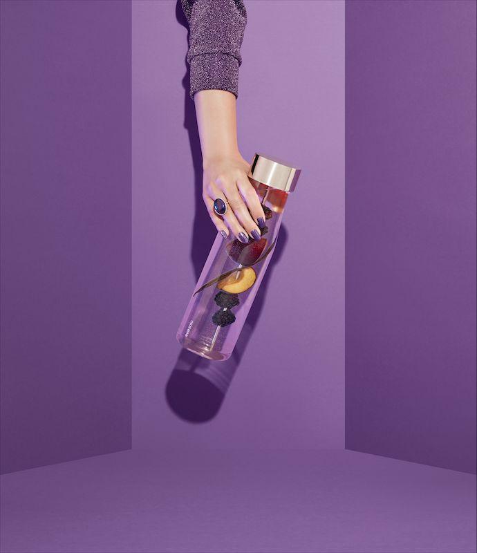 "MyFlavour carafe ""Purple Rain"" by Eva Solo"