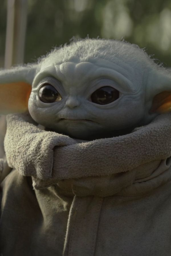 The Mandalorian Fans Aren T Okay With Baby Yoda Eating The Frog Lady S Eggs Yoda Images Yoda Wallpaper Yoda Pictures