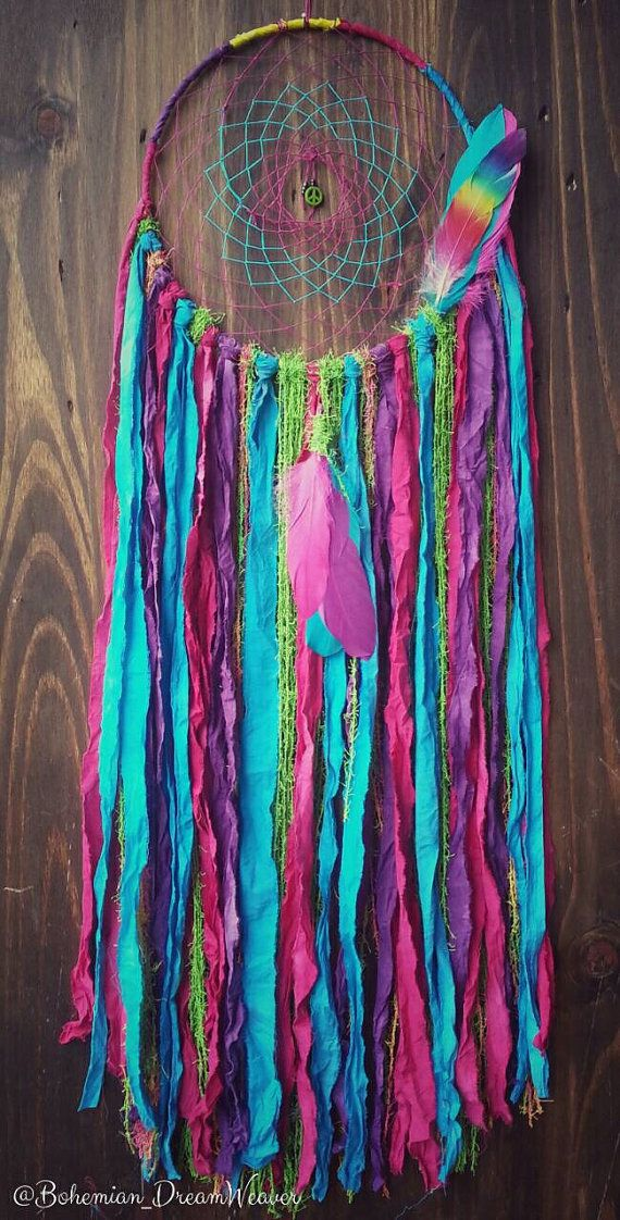Regalos de decoración decoración hippie por TheWanderingFeather