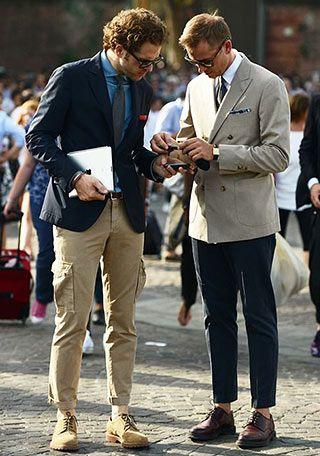 くるぶし丈パンツの着こなし・コーディネート一覧【メンズ】 | Italy Web