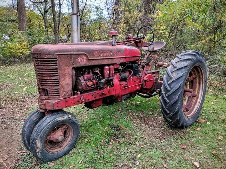 Pin by Edward Reda on Farmall tractors in 2020 Farmall