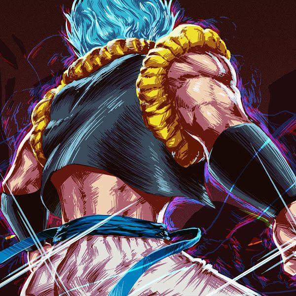 Gogeta Super Saiyan Blue Dragon Ball Super Broly 4k 3840x2160 24 Wallpaper For Desktop Dragon Ball Goku Dragon Ball Super Dragon Ball Super Wallpapers