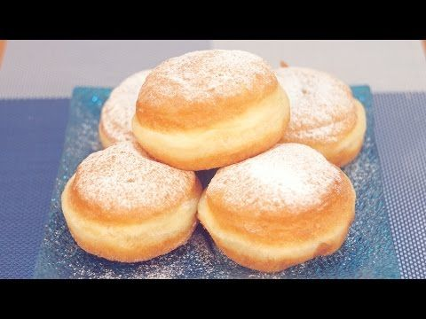Simple donuts recipe - YouTube