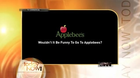 The Onion suggests Applebee's should try and convince hipsters to go there ironically