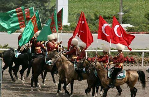 Oğuz Yurdu, Ata Vatan, Dost ve Kardeş Ülke Türkmenistan'ın Bağımsızlığı Baki Olsun. Bağımsızlığın 25. Yıldönümü Kutlu Olsun..