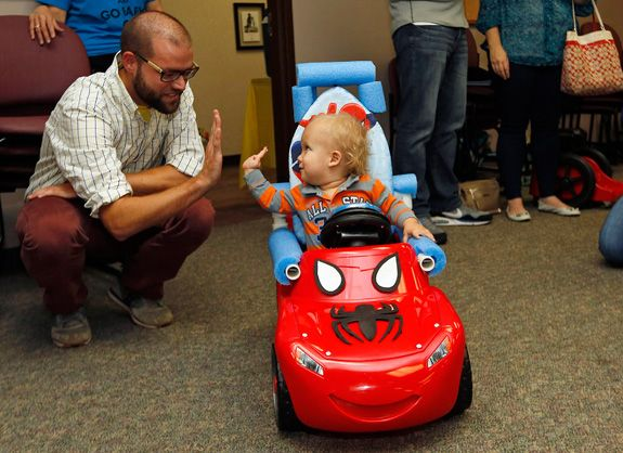 Power Wheels Offer Lift For Kids With Special Needs - Disability Scoop