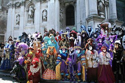 Назначение Венеция: Венецианский карнавал 2013