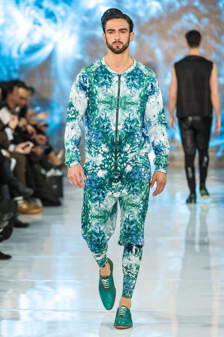 Joao Paulo Guedes Fall/Winter 2016 - Toronto Men's Fashion Week