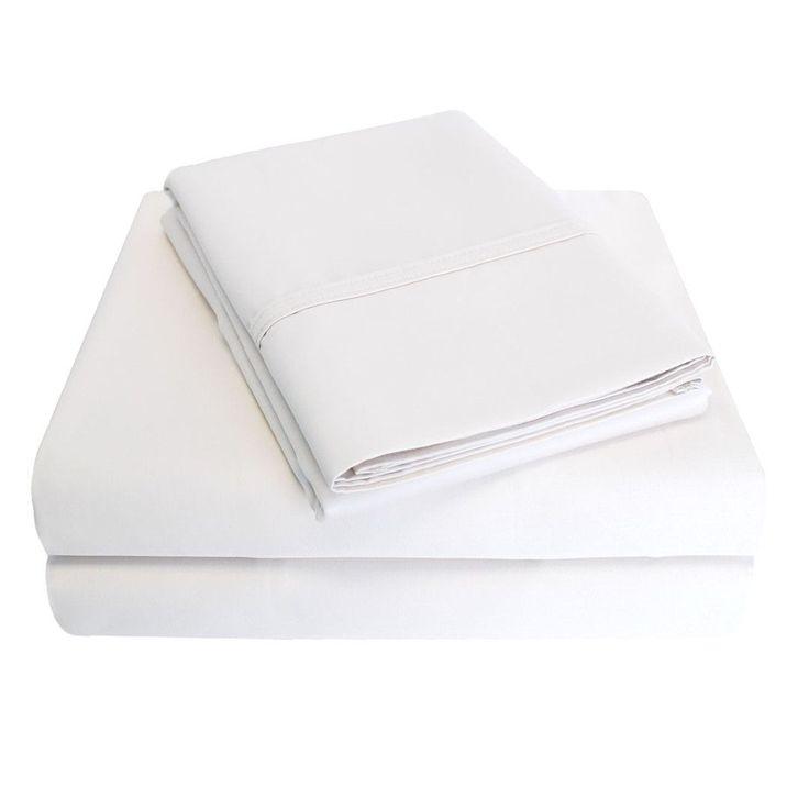 Simple Luxury 1000 Thread Count Cotton 6 Piece Sheet Set & Reviews | Wayfair Supply