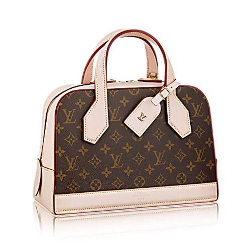 233 Price Louis Vuitton HangsBags Monogram Canvas Replica HandBags