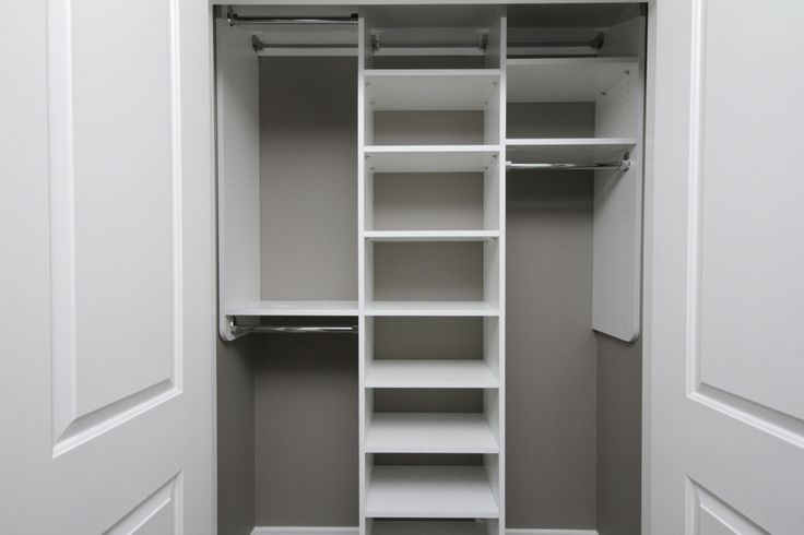 Custom closets organize your clothes and accessories