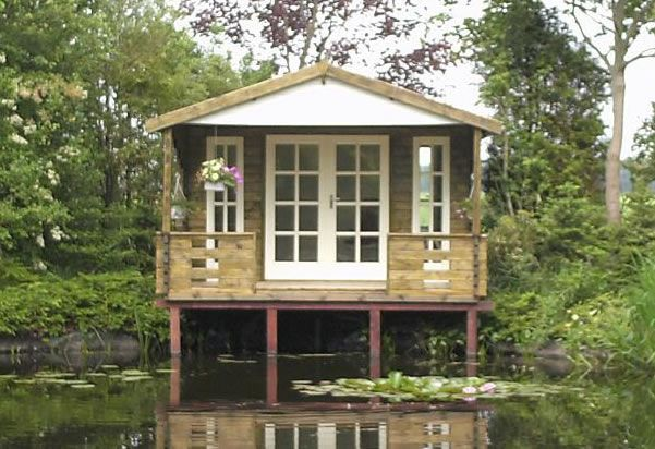 Shelton on stilts log cabin beyond the beach house Log cabin homes on stilts