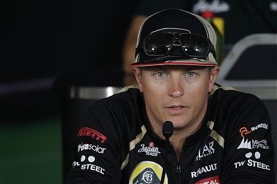33 quotes from F1 Driver Kimi Raikkonen