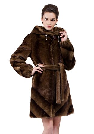 1000  images about Faux fur woman coat on Pinterest | Long fur