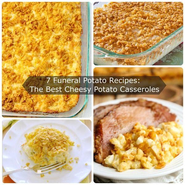 8 Funeral Potatoes Recipes: The Best Cheesy Potato