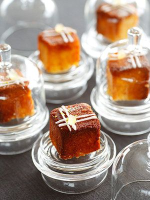 [ELLE a table] orange cake recipe | El online