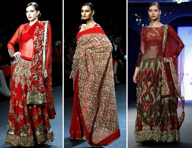 Indian Bridal wear  2012 #indianwedding, #shaadibazaar: Idea, Delhi Couture, Fashion International, Fashion Week, Pcj Delhi, Couture Week, Delhi Fashion, Week Auguste, Week 2012