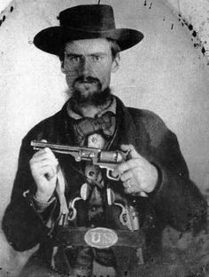 John Jarrette Member of William Clarke Quantrill's Guerrillas He Rode with Quantrill during the raid on Lawrence, Kansas in 1863, and with Bloody Bill Anderson during the massacre at Centralia,...