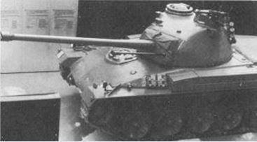 Panzer 58 2nd Prototype