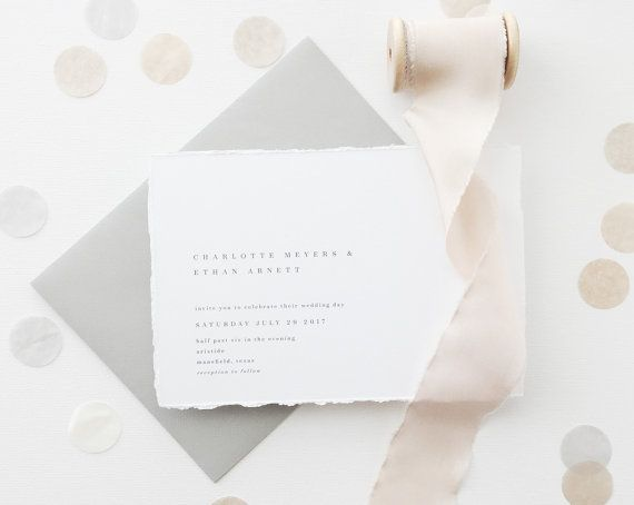 Papier Muster Charlotte einfache von augustandwhitedesign auf Etsy