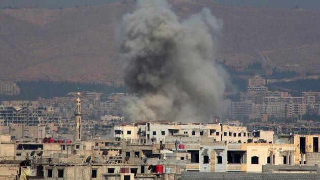 Savaş uçakları vurdu yine çocuklar öldü