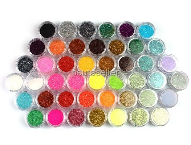 Art Body Glitter Shimmer Dust Powder Decoration Ps040 Ebay